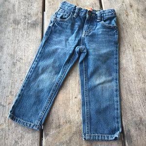 Old Navy Skinny Jeans Blue Boys 2T Denim
